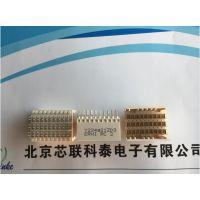 973019控制组件3对型90针ERNI配对连接器973028