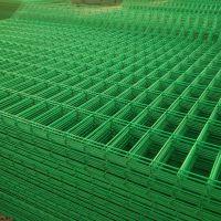 圈地护栏网 山地防护网 车间护栏网