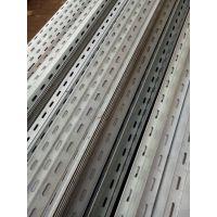 安钢Q345B冲孔角钢 厂家现货电力铁塔工程镀锌花货架万能角铁