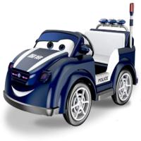 适合用在室外游乐场的儿童仿真四轮电动车