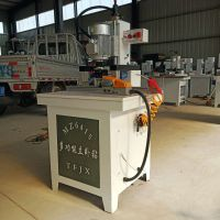 供应多功能三合一打孔机立卧钻一次完成水平孔和木梢孔-德州佳宁木工机械