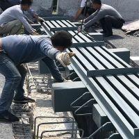 桥面异型钢单缝式伸缩缝长度@绍兴市伸缩缝采购存放标准