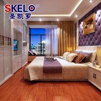圣凯罗瓷砖 木纹砖地砖 客厅卧室地板砖 仿木地板瓷砖150 600