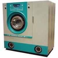 卡士达P-150F-8Kg全自动全封闭环保型干洗机 大型四氯乙烯 干洗店皮草专用