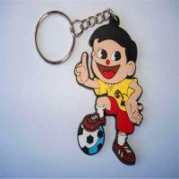 定制动漫卡通硅胶钥匙扣男女生创意可爱公仔玩偶汽车挂件情侣包挂饰