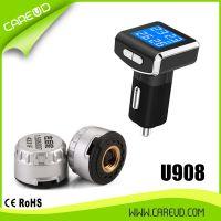 智能无线胎压胎温报警器tpms实时监测胎压监测系统品牌批发商