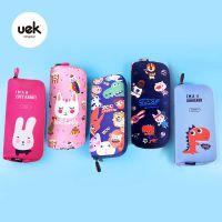 UEK新品儿童可爱卡通简约多功能大容量男女儿童学生文具笔袋