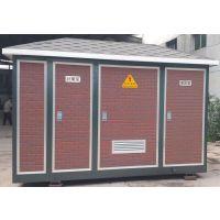 YBW-12KV预装式欧式箱变 不锈钢欧式箱式变电站 环网型箱变