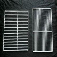 奥科长期生产韩式铜丝圆形不粘烧烤网 不锈钢带把手烧烤网架 量大从优