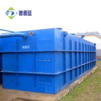 酒店餐饮污水处理设备厂家 一体化污水设备