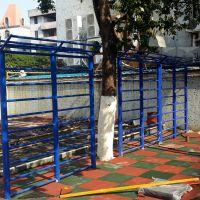 陆河县室外安全橡胶地垫 防摔伤弹性地砖价格、耐褪色