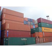上海长期供应二手集装箱,旧集装箱批发零售,所有集装箱符合国际标准,可出口使用