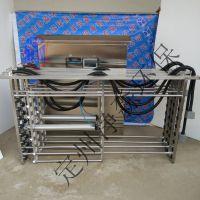 定州净淼污水处理模块式紫外线消毒器污水厂专用大流量消毒设备