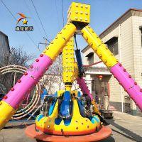 结构牢固可靠童星小摆锤儿童公园游乐设备