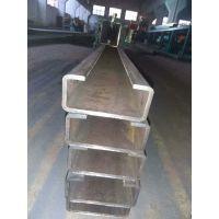 天津C型钢Q345B锰钢导轨升降机专用滑道
