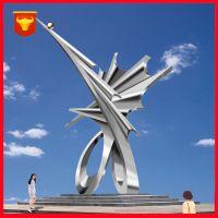校园广场 不锈钢雕塑户外广场 学校不锈钢铸铜雕塑商业街不锈钢艺