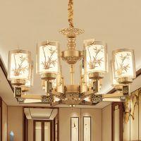 欧式吊灯大气客厅灯具简欧餐厅灯客厅灯复式楼奢华法式水晶吊灯