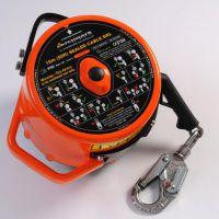 MSA/梅思安LTC密封型速差自控器62810-00UK 不锈钢钢缆21mm防坠挂钩
