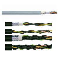 栗腾厂家供应高质量TRVVP-JQ加强型屏蔽拖链电缆
