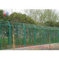 宣城农家院绿色防护护栏网 绿色环保锌钢护栏网厂价直销
