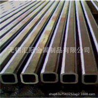 优质质量供应碳钢方管Q345B厚壁无缝管20#小口径冷拔高品质矩形管