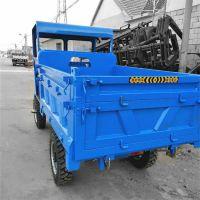 煤矿运输的拖拉机 轻松操作方向盘的四轮车 柴油四驱的轮式四不像