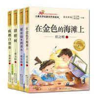 儿童图书文学书籍名家名作美绘本在金色的海滩上曹文轩小说