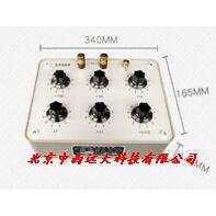 中西促销标准电阻箱 (0~11111.11Ω) 型号:TB592-ZX25A库号:M380579