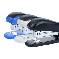 品牌文具订书机ABS92722省力订书器金属拉杆12#统一型办公用品