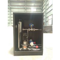 BeJQ中央空调冷凝器胶球清洗设备安装及使用