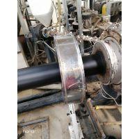 钢丝网骨架聚乙烯管焊接教程 现场指导