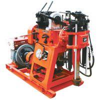厂家直销 杰卓 xy-100水井钻机 大孔径取样取芯 水文地质水井钻机