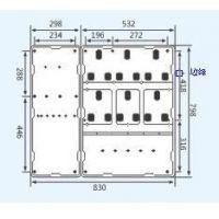 长城集团YCBX-P/B6DE电表箱