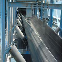 齐齐哈尔圆管带式输送机 更大的倾斜输送能力来图生产