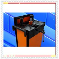 欧能3轮弯拱机 平台式钢管弯弧机平台弯管机体积小拆卸模具方便操作简单