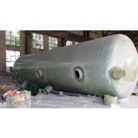 厂家直销一冶集团荆州开发区城镇化建设项目100立方米玻璃钢化粪池供应商