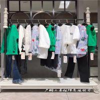 相约四季夏 杭州一线品牌折扣女装尾货库存走份批发专柜正品女装