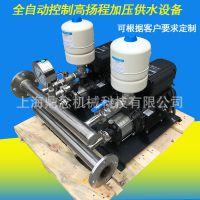 内置格兰富一拖二变频泵CME1工厂生产线高压定压给水装置供水设备