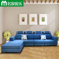 Z24D客厅简约组合沙发大连软包家具工厂直销