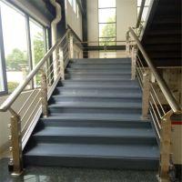 金聚进 新款不锈钢楼梯立柱生产厂家 玻璃楼梯立柱配件