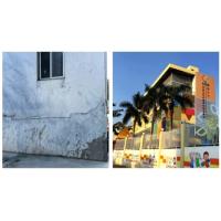 厂房瓷砖外墙翻新 辽宁沈阳数码彩漆厂家 超强抗碱的外墙涂料