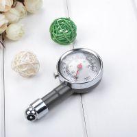 高精度胎压计轮胎压监测表可放气气压表金属材质A品
