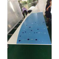 榆次3D彩绘铝单板,包柱3D铝板装饰