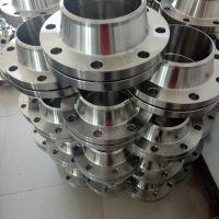 圆钢锻造纯料对焊法兰 DN100GB系列国标法兰 盐山鑫涌牌新标20#碳钢