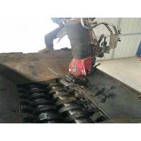 3000型废钢破碎机多少钱 恒兴废铁撕碎机生产线产量高