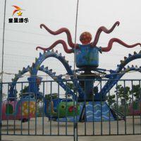 小区大型游乐项目大章鱼 投资好的游乐项目
