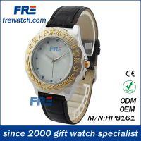 磨砂皮带军表 时尚户外运动男士手表 热销军人纪念优质合金手表