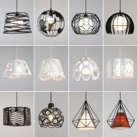 餐吊灯现代简约餐厅吧台饭厅单头三头创意个性过道休闲阳台灯具