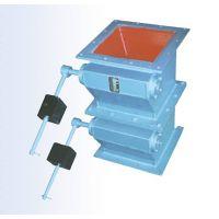 新型DXF-II电动双层焊接卸灰阀