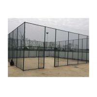球场围网勾花包塑护栏学校操场护栏体育场围网球场护栏网现货
